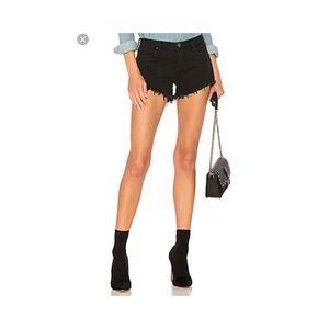 NWT Blank NYC Cut Off Shorts SZ 25